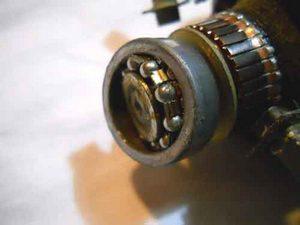 Подшипники для электродвигателей