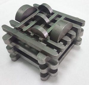 Шпонки призматические (по ГОСТ 23360-78) и сегментные (по ГОСТ 24071-97) и шпоночный материал