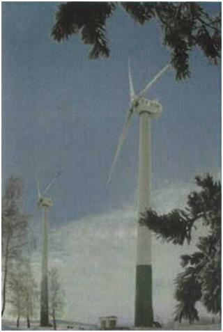 Тюпкильдинские ветряки