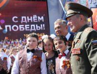 День Победы в Казани