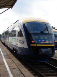 Поезд Siemens